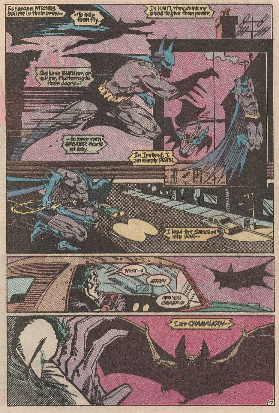 Detective Comics (1937) 617 Page 17