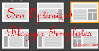 Top 10 Adsense Friendly and SEO Optimized Responsive Blogger Templates