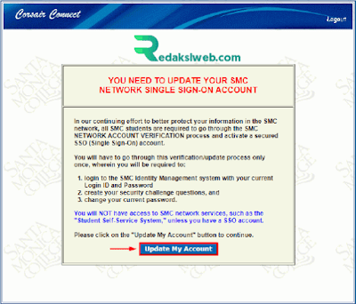 Reset Password Email Edu Gratis Santa Monica Collage