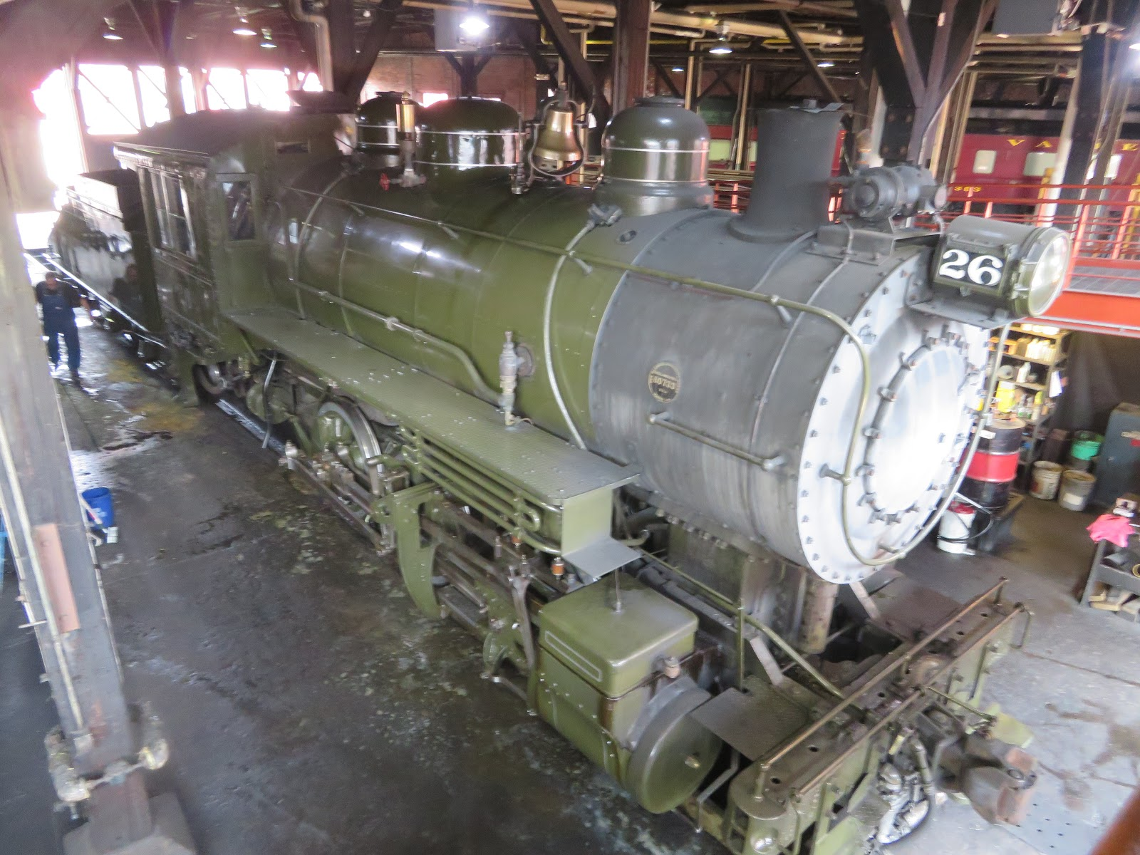 Big Daddy Dave: A Plethora of Trains and Trolleys!