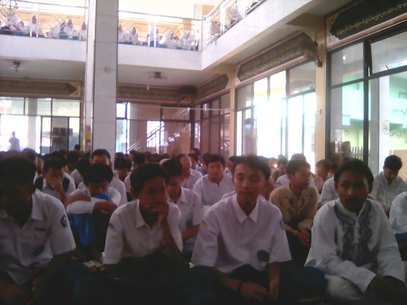 Sambut Ujian Nasional, NU Bogor Timur Ajak Pelajar Istighosah dan Dzikir Bersama