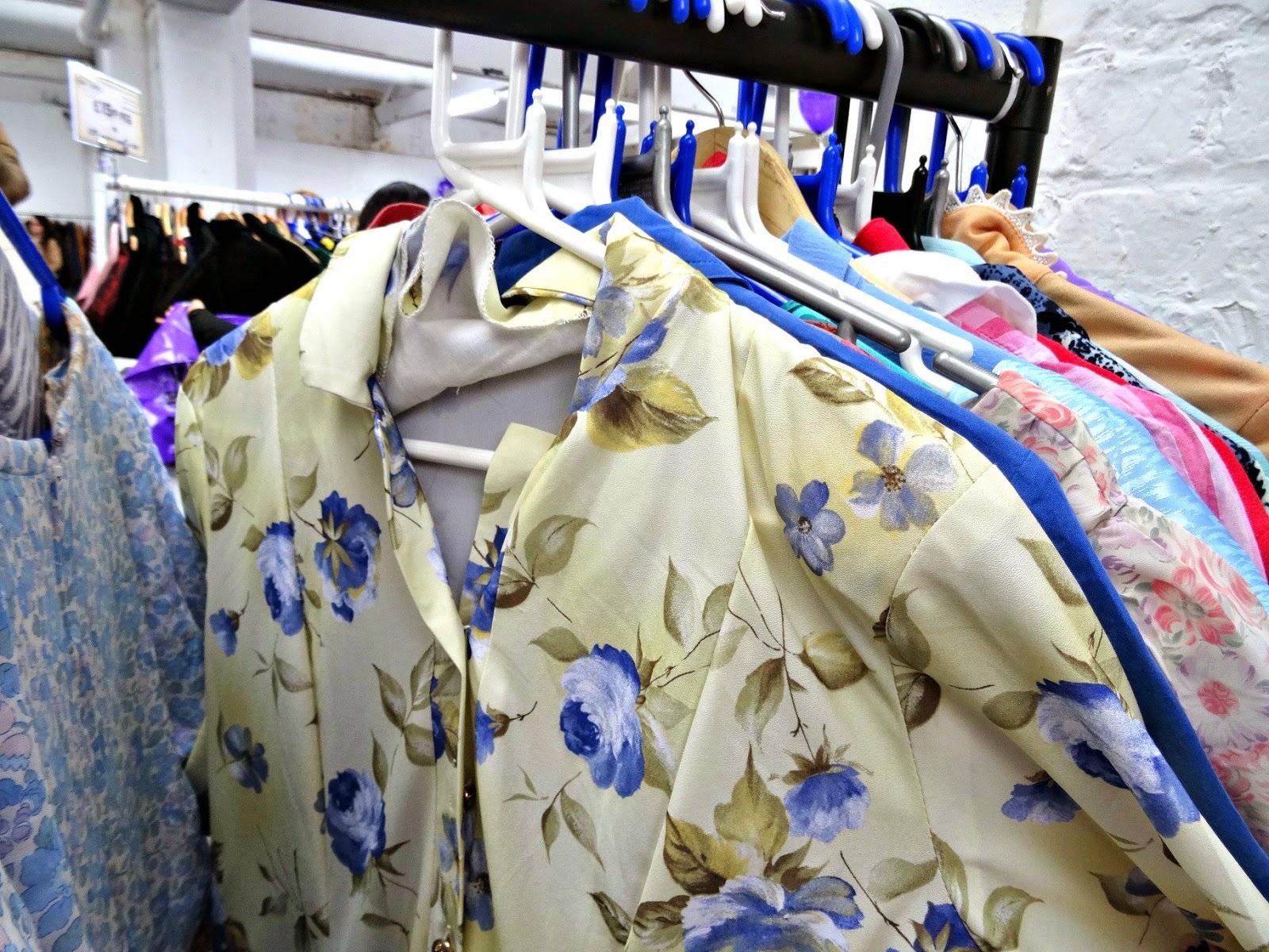 Vintage Kilo Sale Birmingham