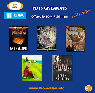 #PD15 EBook Giveaways (Offered by @PDMIPublishing)
