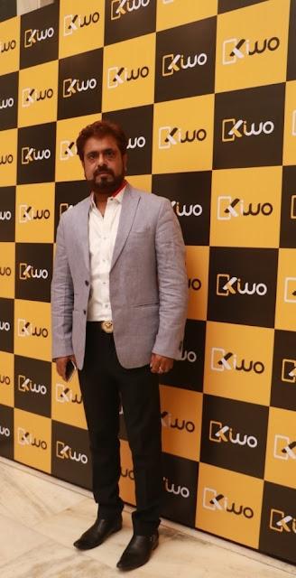 Dharmedhra Kumar (Celebrity manager)-