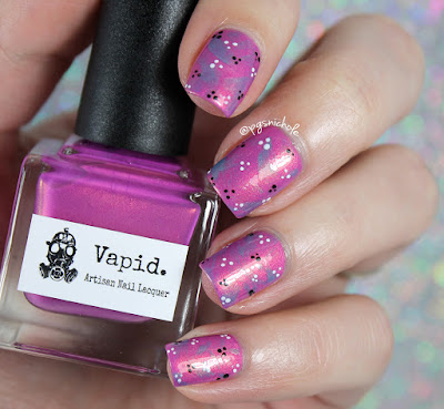 Vapid Lacquer | Dry Brush & Microdots