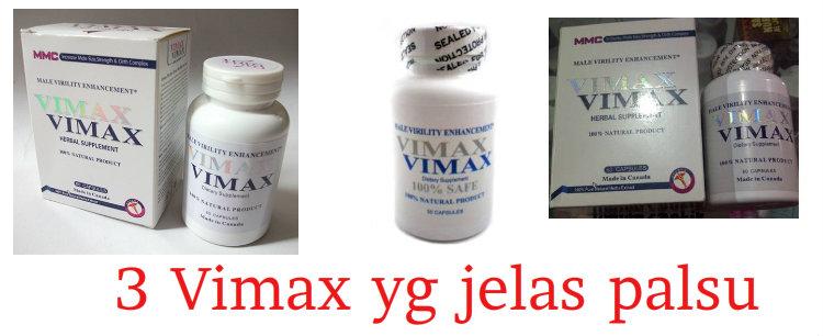 contoh ciri gambar foto keterangan vimax asli dan palsu vimax asli