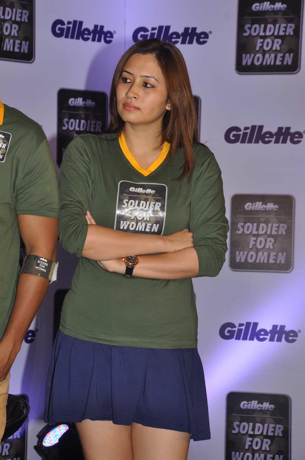 Jwala gutta latest photos at gillette event