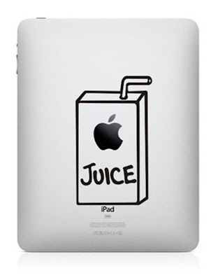 Creative Decals and Cool Stickers For Your iPad (15) 15