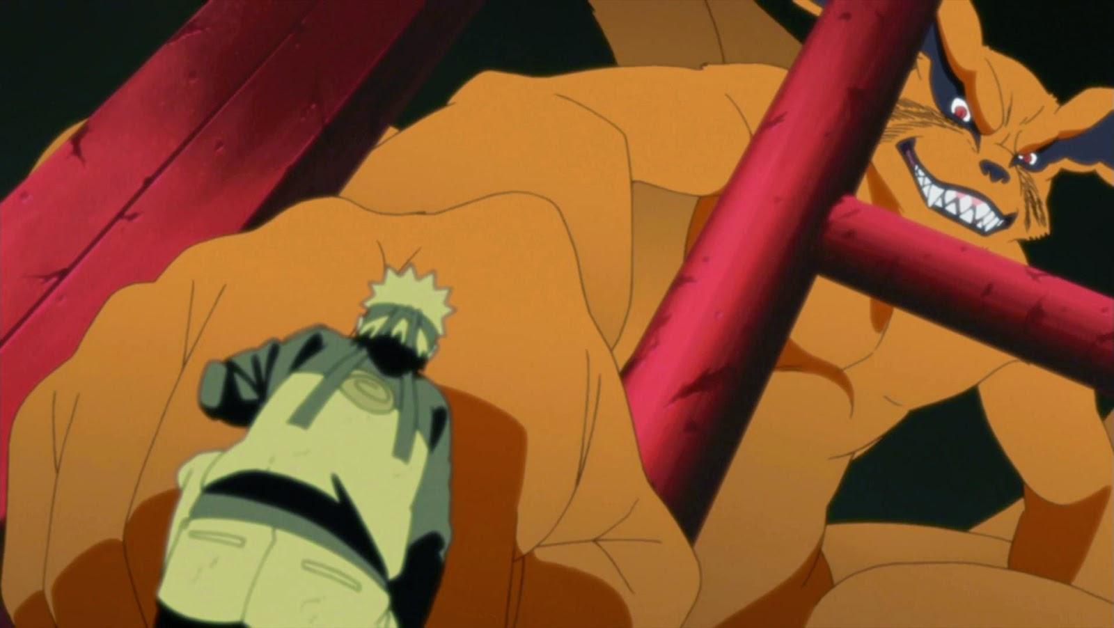 Karakter Terkuat  Naruto termasuk Bijuu