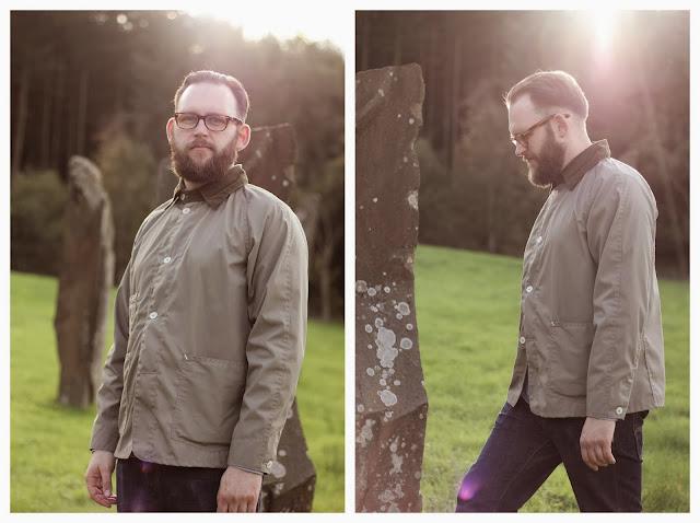Post Overalls jacket
