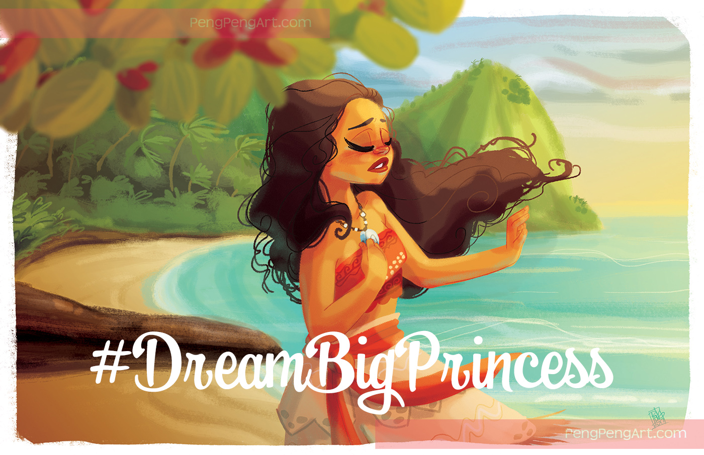 Peng peng art dream big princess dream big princess malvernweather Images