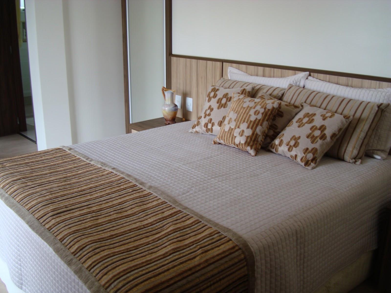 Arquiteta patr cia vertuan arrumando a cama de casal - Ikea mantas para camas ...