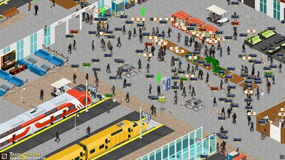 Train Station Simulator Game Free Download