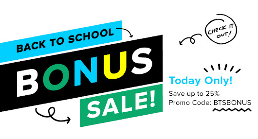 BTS BONUS SALE!!! Save up to 25% OFF in TPT