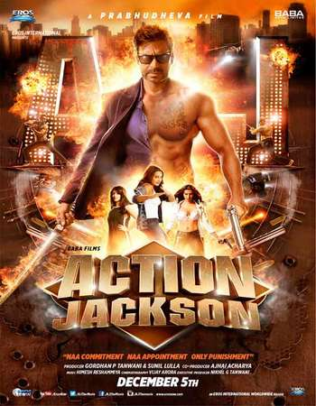 Action Jackson 2014 Full Hindi Movie Free Download