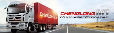 Giới thiệu xe tải Chenglong Hải Âu mới nhất