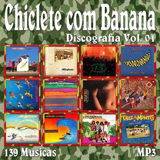 DE BANANA CHICLETE 2009 CD BAIXAR COM