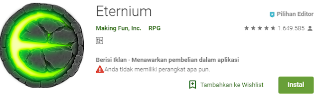 game hd android terbaik gratis