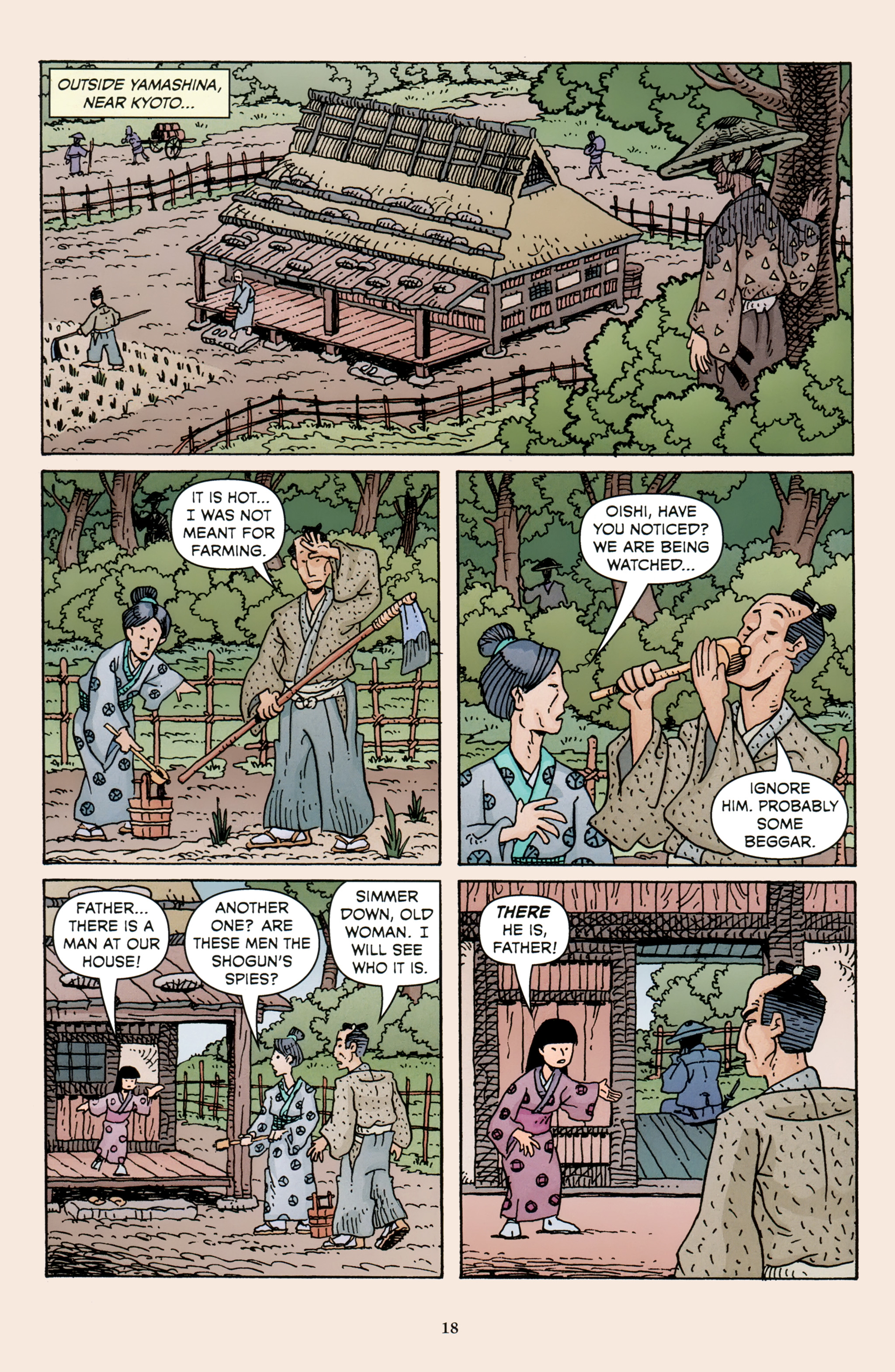 Read online 47 Ronin comic -  Issue #3 - 20