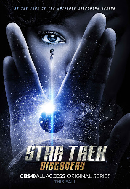 Star Trek Discovery Teaser One Sheet Television Poster