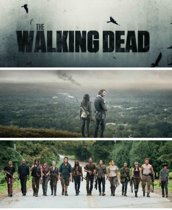 walking dead theater