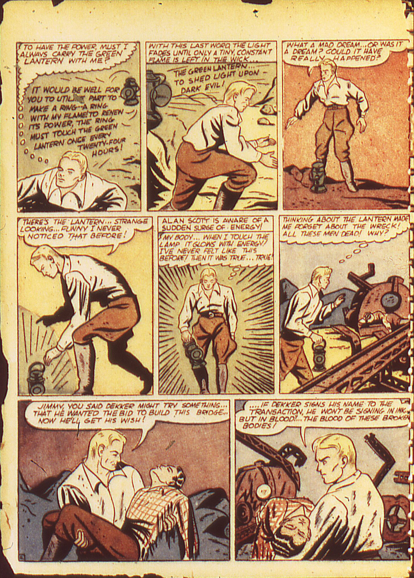 Read online All-American Comics (1939) comic -  Issue #16 - 6