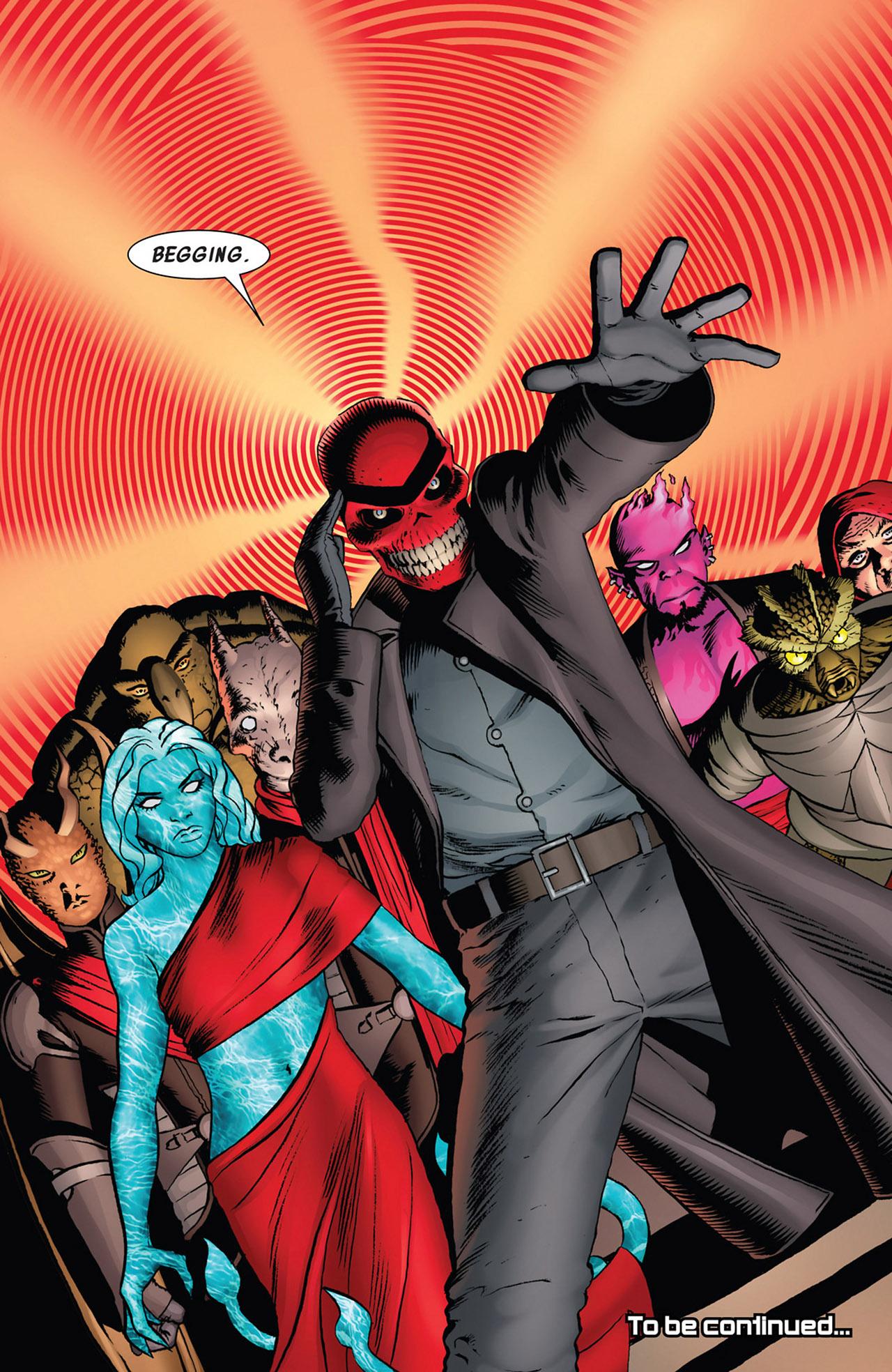 Read online Uncanny Avengers (2012) comic -  Issue #2 - 21