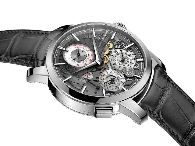 Vacheron Constantin Traditionnelle Twin Beat Perpetual Calendar.
