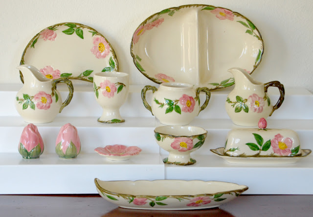 The Copycat Collector: COLLECTION #84: Franciscan Ware ...
