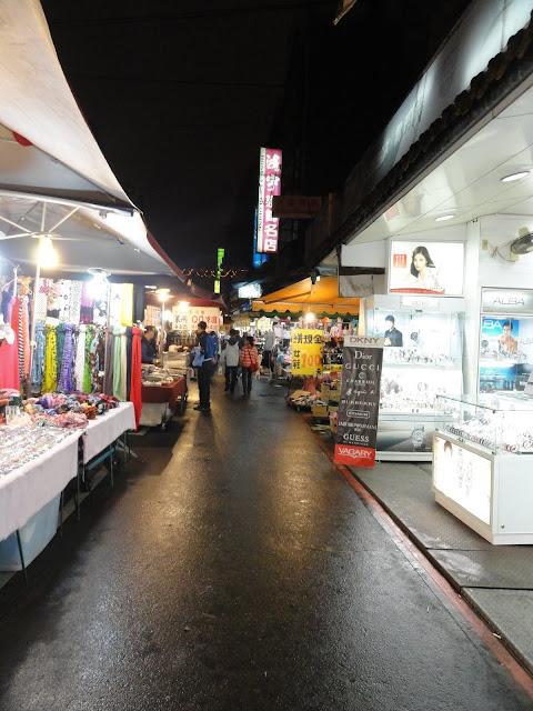 Raohe Night Market 饒河街觀光夜市