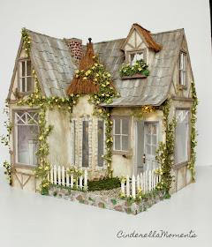 Cinderella Moments Cotsworth Cottage Dollhouse