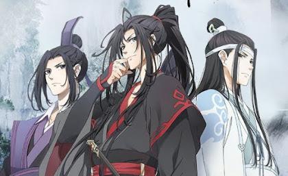 Mo Dao Zu Shi Todos os Episódios Online