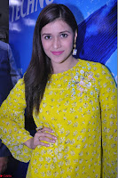 Mannara Chopra Looks Cute in Yellow Salwar Suit ~  Exclusive 11.JPG
