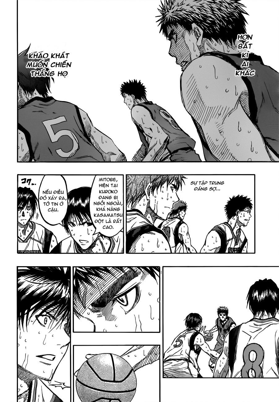 Kuroko No Basket chap 193 trang 14