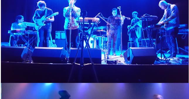 Ingranaggi della valle + claudio cinquegrana band a la claque (ge)-19-11-2016