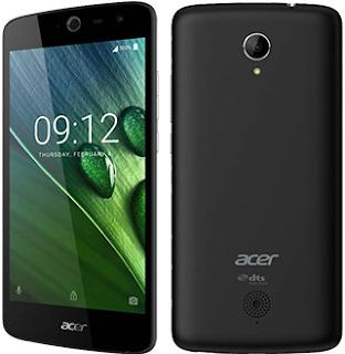 Spesifikasi Acer Liquid Zest