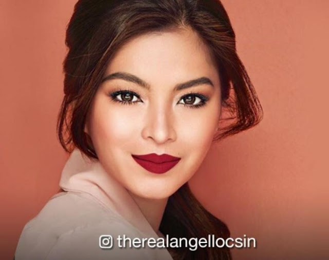 Mocha Uson Was Spotted Fangirling Over Angel Locsin At the Airport!