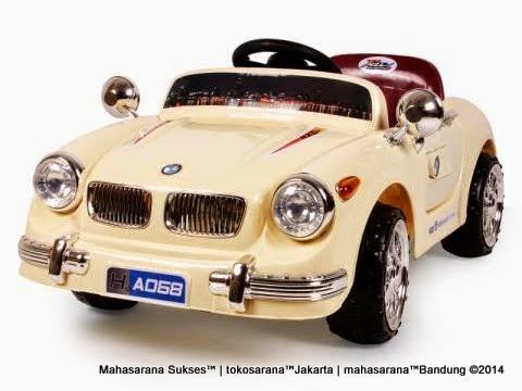 Mobil Mainan Aki Pliko PK6800N BMW