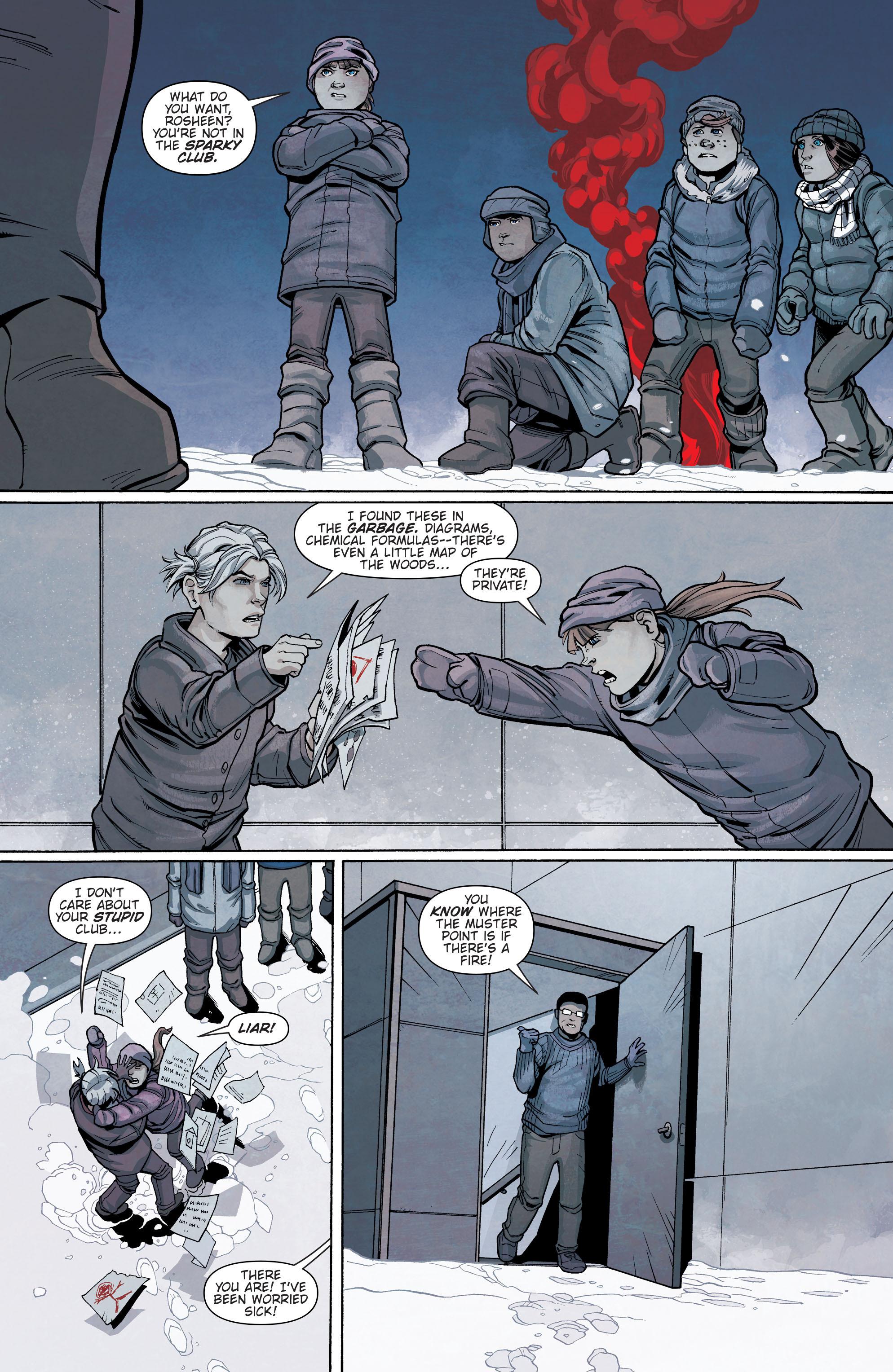 Read online Slash & Burn comic -  Issue #2 - 4