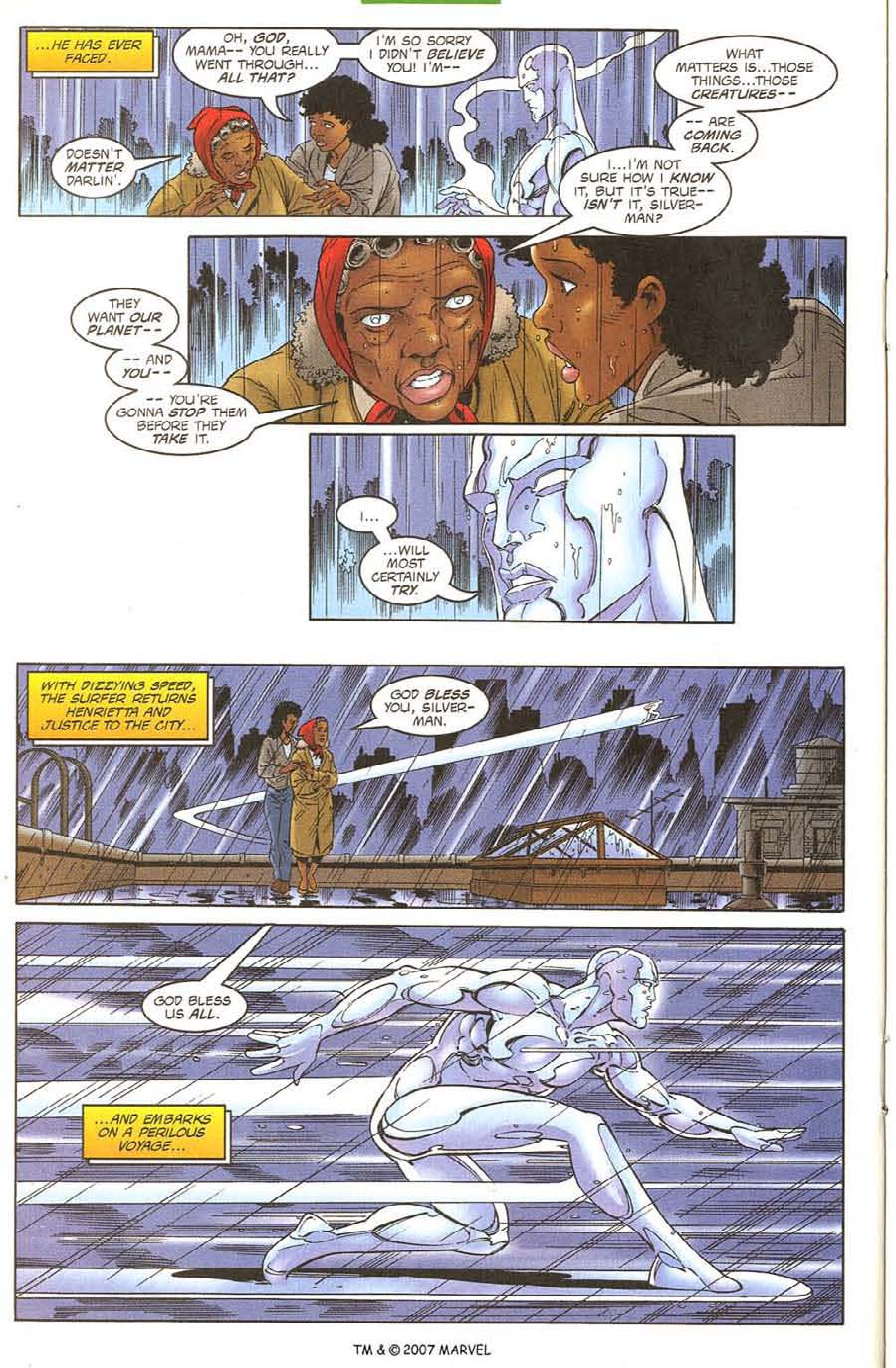 Read online Silver Surfer (1987) comic -  Issue #134 - 24