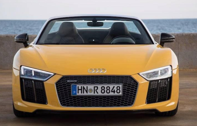 2018 Audi R8 Spyder Specs, Redesign, Rumors, Change, Price, Release Date