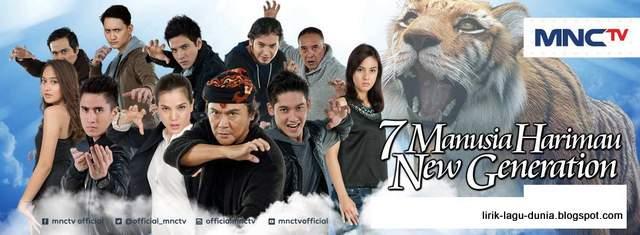 Jawara Cinta - Sinetron 7 Manusia Harimau New Generation