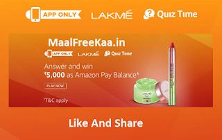 Lakme Free