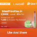 Lakme Quiz Time Answer Win Rs 5000 (Answer Added)