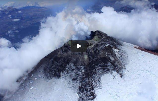 La Musica dei Vulcani, un aiuto per prevenire una eruzione vulcanica