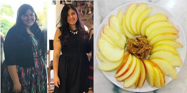 Rajin Hitung Kalori, Wanita Ini Turunkan Berat Badan Puluhan Kilogram