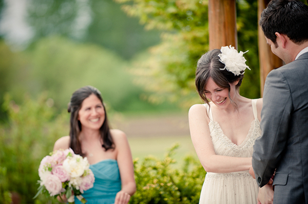 dreamy Washington state wedding with vintage, DIY & etsy touches | Saskia M Photography