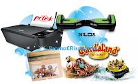 Logo Con San Benedetto vinci stampanti, Hoverboard, Weekend a Gardaland e fotolibri