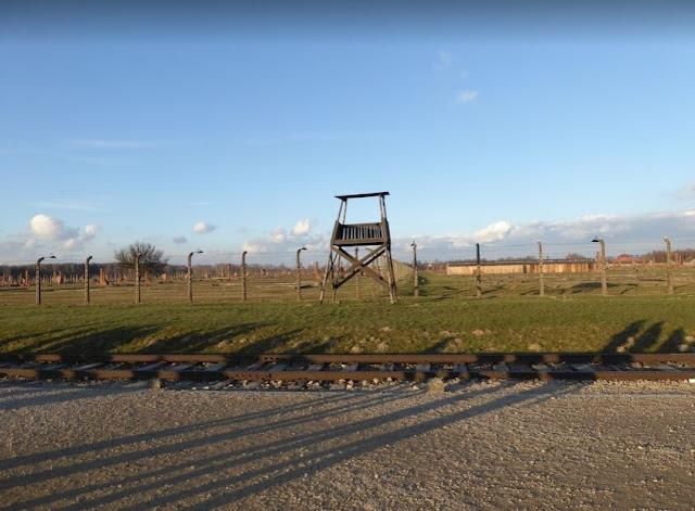 il campo di Birkenau