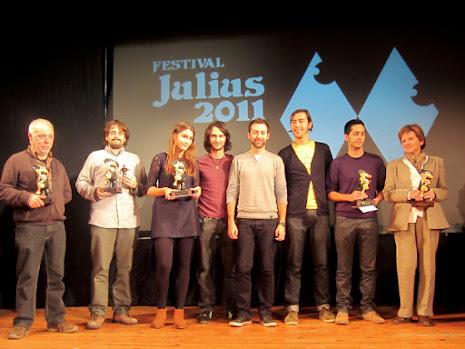 'Gisëlle&Malice' gana el premio Julius a la mejor calidad técnica